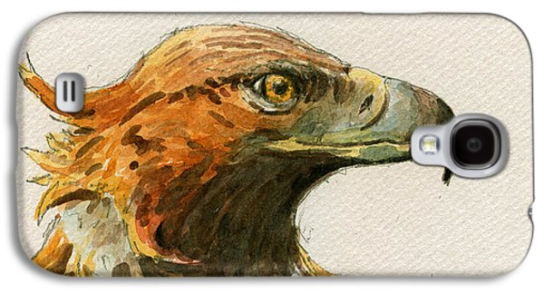 Mice Galaxy S4 Case - Golden Eagle by Juan  Bosco