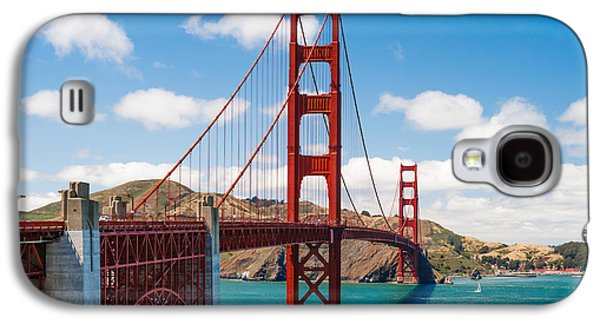 Golden Gate Bridge Galaxy S4 Case by Sarit Sotangkur