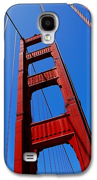 Golden Gate Tower Galaxy S4 Case