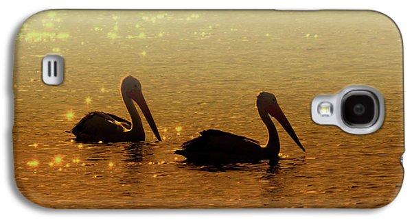 Golden Morning Galaxy S4 Case
