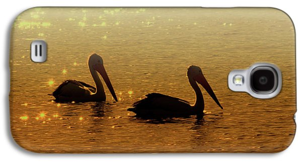Pelican Galaxy S4 Case - Golden Morning by Mike  Dawson