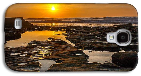 Golden Pools Galaxy S4 Case