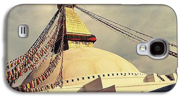 Architecture Galaxy S4 Case - Golden Stupa by Raimond Klavins