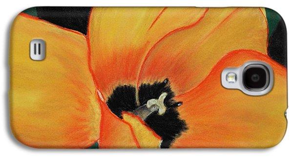 Golden Tulip Galaxy S4 Case
