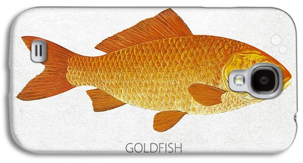 Goldfish Galaxy S4 Case