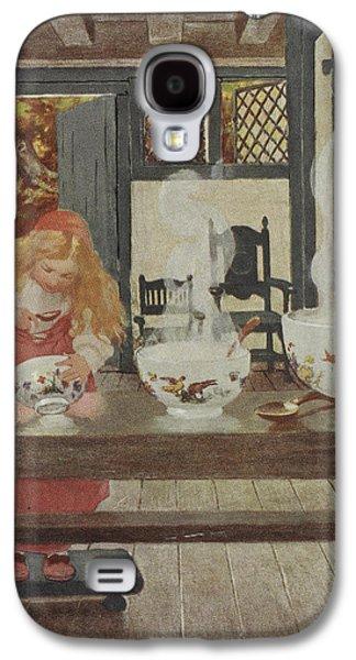 Goldilocks Galaxy S4 Case by British Library