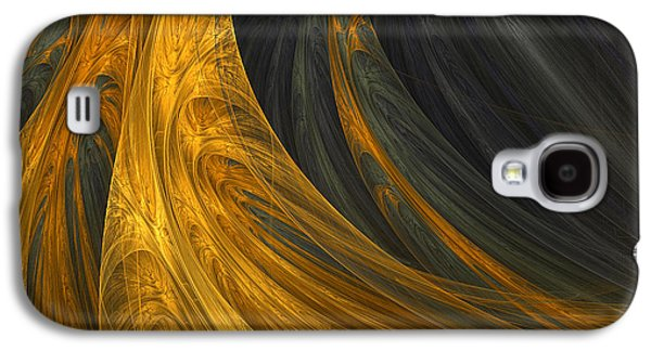 Gold's Grace Galaxy S4 Case by Lourry Legarde