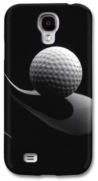 Golf Ball And Club Galaxy S4 Case by John Wong