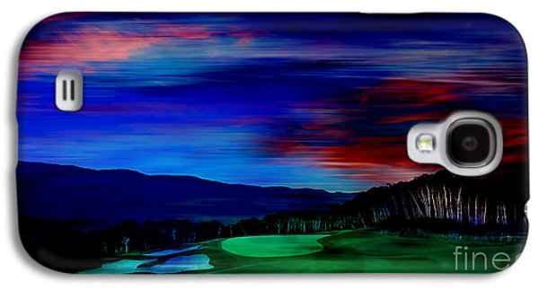 Golf Galaxy S4 Case
