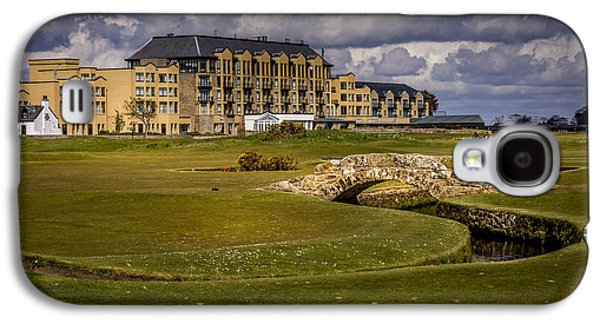 Wall Art Swilcan Bridge St Andrews Scotland Galaxy S4 Case