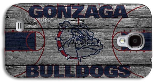 Gonzaga Bulldogs Galaxy S4 Case