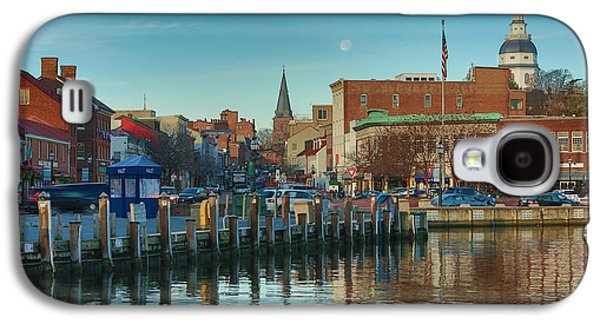 Good Morning Downtown Galaxy S4 Case by Jennifer Casey