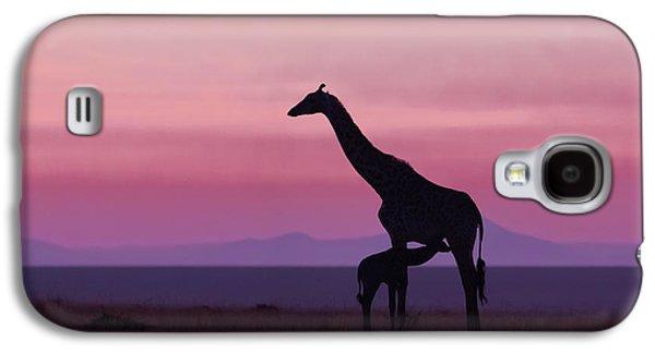 Good Morning Masai Mara 7 Galaxy S4 Case
