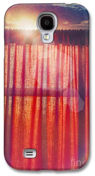 Goodmorning Sunshine Galaxy S4 Case by Danilo Piccioni