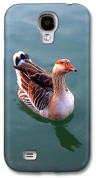 Goose Galaxy S4 Case by Marc Philippe Joly