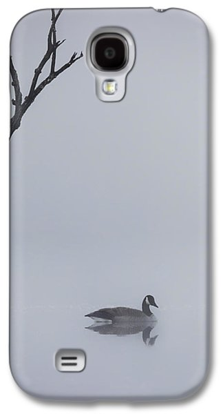 Goose Of The Fog Galaxy S4 Case by Bill Wakeley