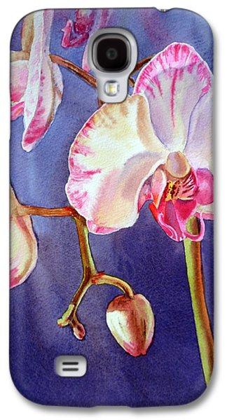 Gorgeous Orchid Galaxy S4 Case by Irina Sztukowski