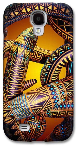 Gourd Snake Galaxy S4 Case