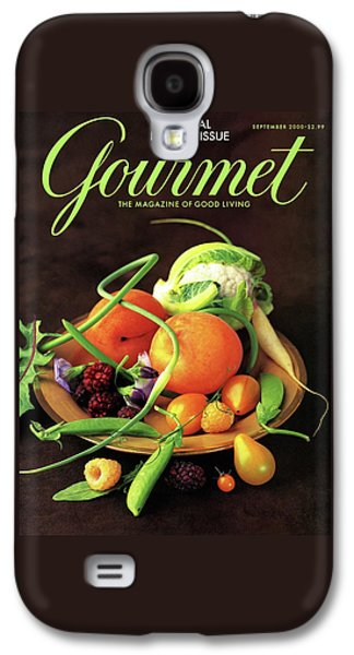 Gourmet Cover Featuring A Variety Of Fruit Galaxy S4 Case