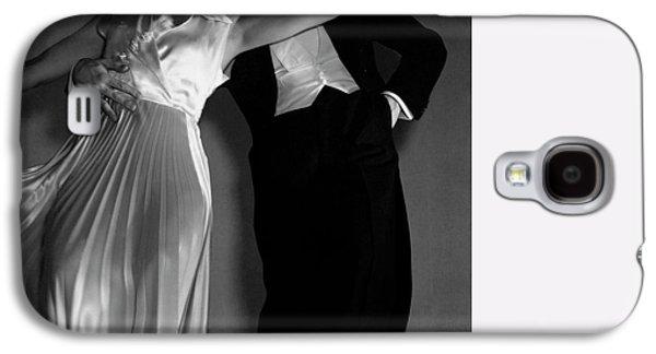 Grace And Paul Hartman Galaxy S4 Case by Edward Steichen