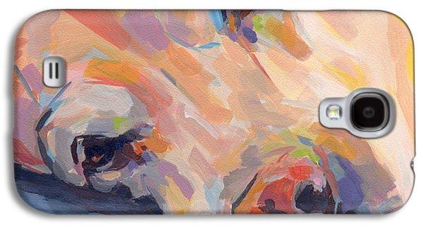 Grace Galaxy S4 Case by Kimberly Santini