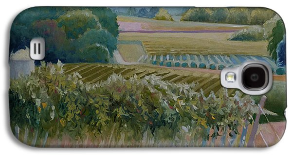 Grace Vineyards No. 1 Galaxy S4 Case by Catherine Twomey