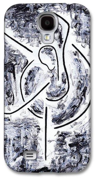 Graceful Swan Galaxy S4 Case
