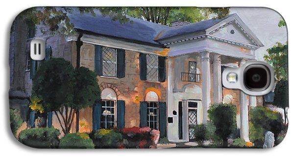 Graceland Home Of Elvis Galaxy S4 Case