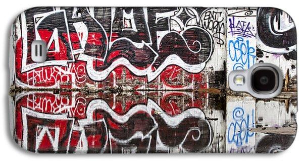 Graffiti Galaxy S4 Case