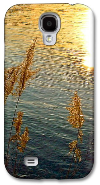 Graminees Dorees Galaxy S4 Case by Marc Philippe Joly