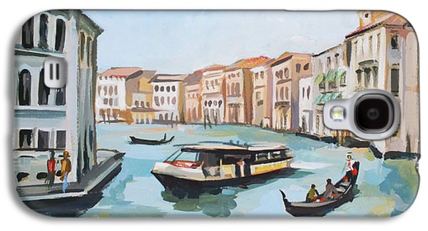 Grand Canal 2 Galaxy S4 Case by Filip Mihail