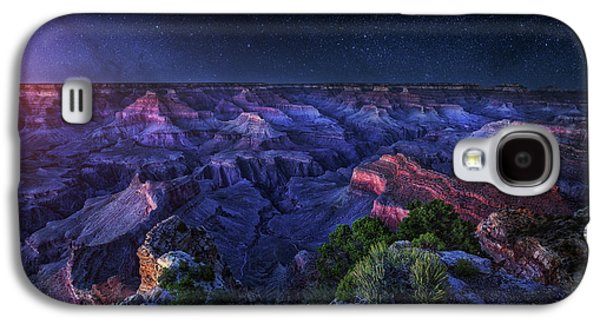 Grand Canyon Night Galaxy S4 Case