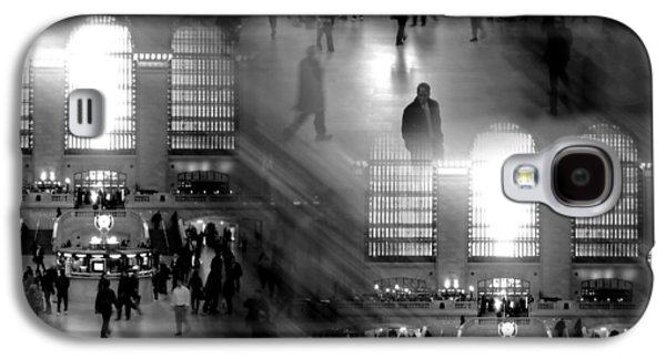 Grand Concourse Galaxy S4 Case by Diana Angstadt