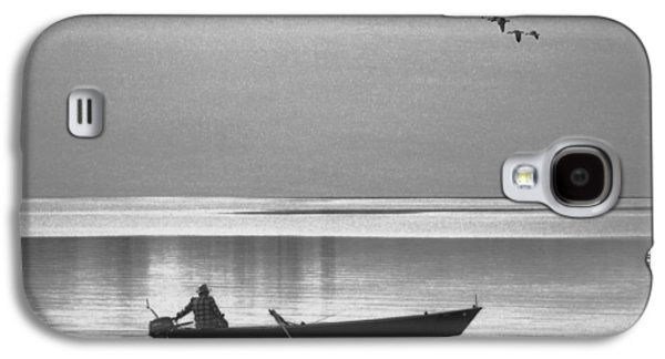 Grandfather Was A Fisherman Galaxy S4 Case by Daniel Hagerman