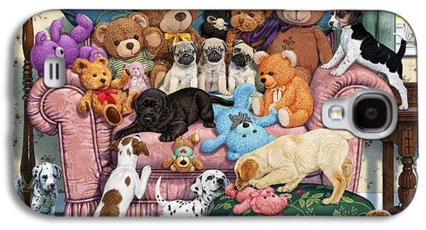 Grandma's Armchair Galaxy S4 Case by Steve Read