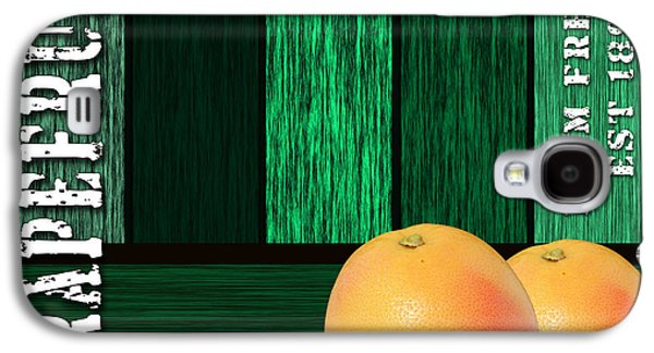 Grapefruit Sign Galaxy S4 Case