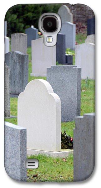 Graveyard Galaxy S4 Case by Public Health England