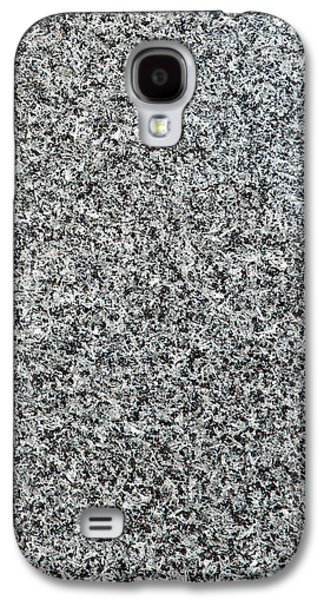 Gray Granite Galaxy S4 Case by Alexander Senin