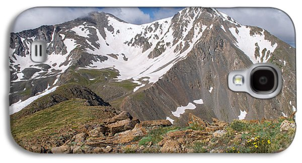 Grays And Torreys Peak Galaxy S4 Case by Aaron Spong