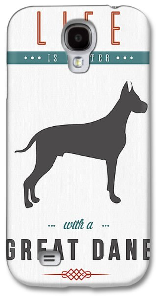 Great Dane 01 Galaxy S4 Case