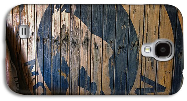 Great Northern Railroad Galaxy S4 Case by Daniel Hagerman