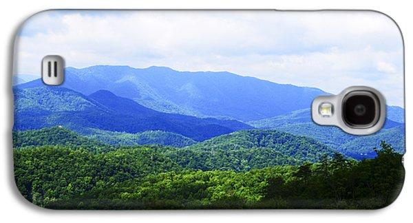Great Smoky Mountains Galaxy S4 Case by Christi Kraft