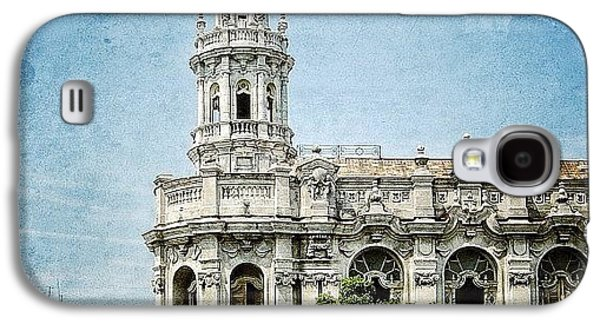 Iger Galaxy S4 Case - great Theatre Of Havana (1838 - by Joel Lopez