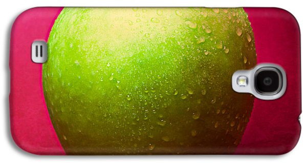 Green Apple Whole 1 Galaxy S4 Case