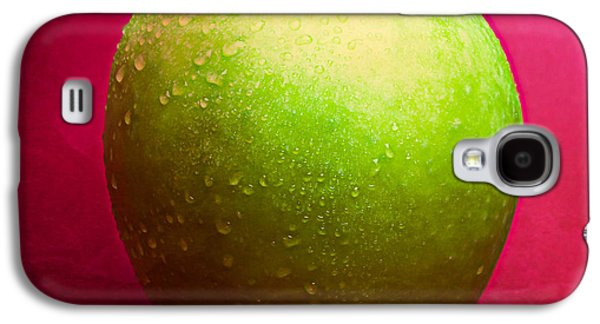 Green Apple Whole 2 Galaxy S4 Case
