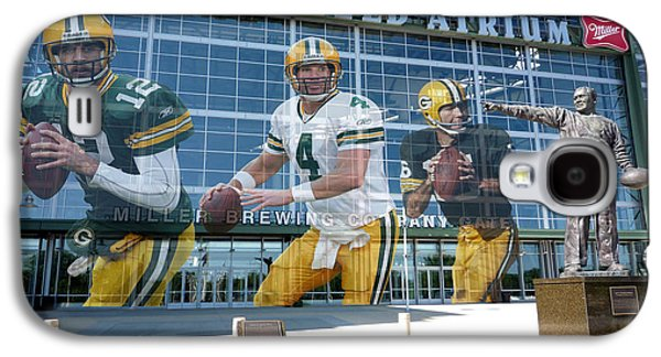 Green Bay Packers Lambeau Field Galaxy S4 Case