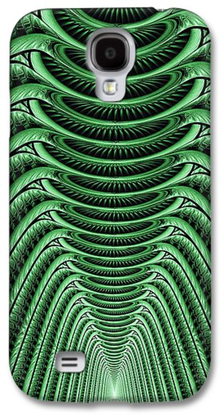 Green Hall Galaxy S4 Case