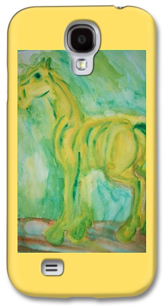With Hope For A Green Future Galaxy S4 Case