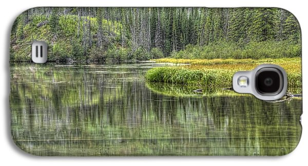 Green Lake Galaxy S4 Case