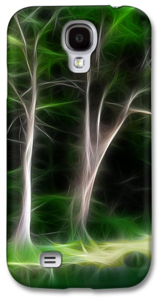 Greenbelt Galaxy S4 Case by Wendy J St Christopher
